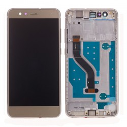 Huawei  P10 Lite LCD With Frame Gold Ori