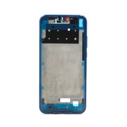 Huawei P20 Lite/Nova 3e Front Housing Blu Ori