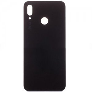 Huawei P20 Lite/Nova 3e Battery Door Black OEM