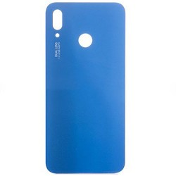 Huawei P20 Lite/Nova 3e Battery Door Blue OEM