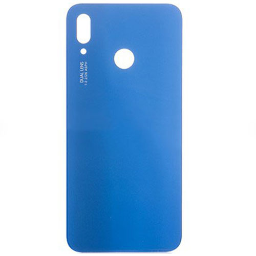 Huawei P20 Lite/Nova 3e Battery Door Blue OEM