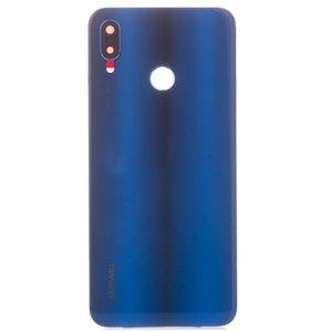 Huawei P20 Lite/Nova 3e Battery Door Blue Ori