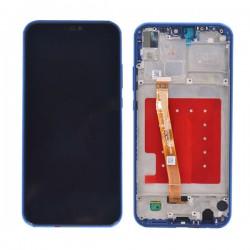 Huawei P20 Lite/Nova 3e LCD With Frame Blue Original