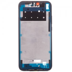 Huawei P20 Lite/Nova 3e Front Housing Black Ori