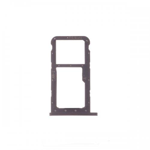 Huawei P20 Lite/Nova 3e SIM Card Tray Black Ori