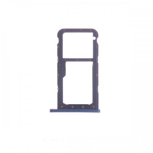Huawei P20 Lite/Nova 3e SIM Card Tray Blue Ori