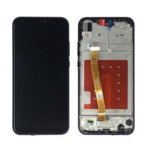 Huawei P20 Lite/Nova 3e LCD With Frame Black Original