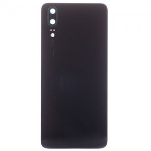 Huawei P20 Battery Door Black Ori