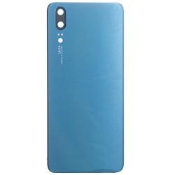 Huawei P20 Battery Door Blue Ori