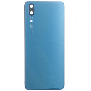 Huawei P20 Battery Door Blue Ori