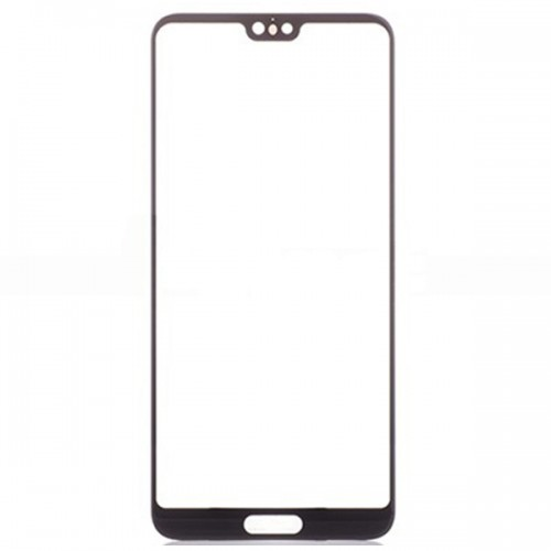 Huawei P20 Pro Glass Lens Black Aftermarket