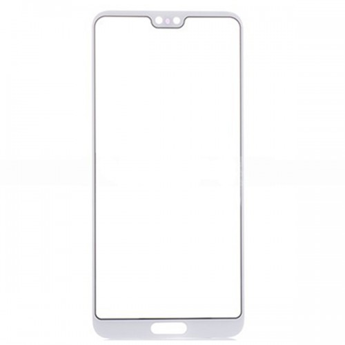 Huawei P20 Pro Glass Lens White Aftermarket