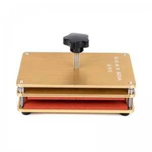 Universal Clamping Mold for iPhone and Samsung Back Glass Glue Holding Installation