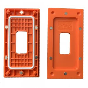 Magnetic Positioning Clamping Mold for iPhone X XS Max Frame Installation(2PCS/Set)