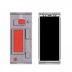 In Frame Mold For Samsung Galaxy and Note EDGE Series OELD Screen Lamination