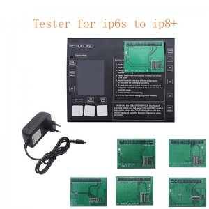 6 in 1 LCD Tester for iPhone 6s/6sp/7/7p8/8p