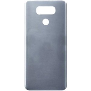 LG G6 Battery Door Silver Ori