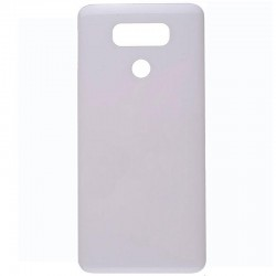 LG G6 Battery Door White Ori