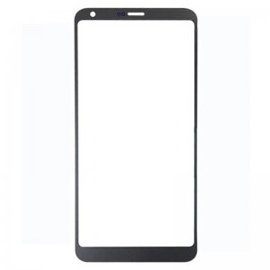 LG G6 Glass Lens Black OEM