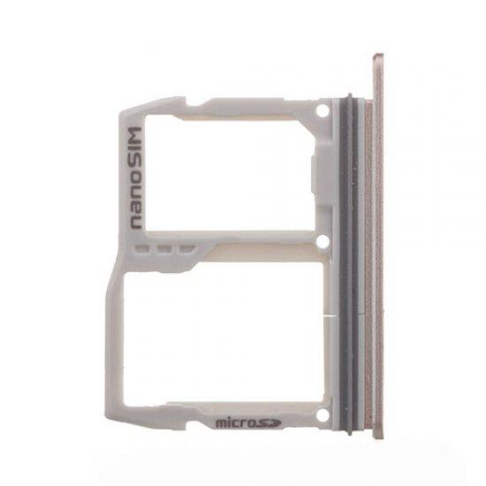 LG G6 SIM Card Tray Gold Ori
