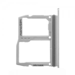 LG G6 SIM Card Tray Silver Ori