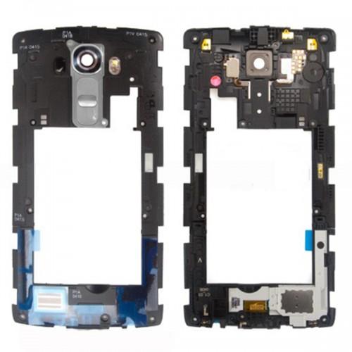 LG G4 Middle Frame H815 White Ori