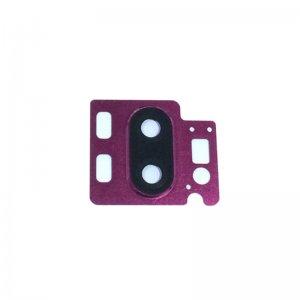 LG G7 ThinQ Camera Lens and Bezel Red Ori
