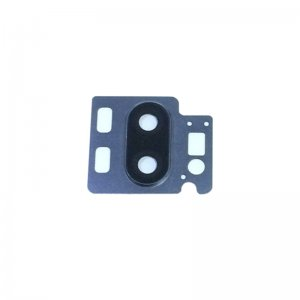 LG G7 ThinQ Camera Lens and Bezel Silver Ori
