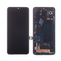 LG G7 ThinQ LCD Screen With Frame Black