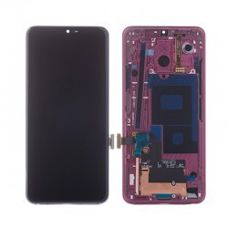 LG G7 ThinQ LCD Screen With Frame Rose Gold