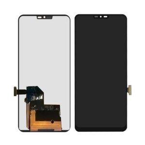 LG G7 ThinQ LCD Screen Black Ori