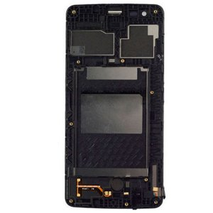 LG K8 (2017) M200/M210 LCD Screen With Frame Black OEM