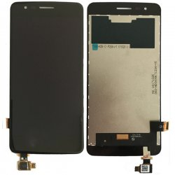 LG K8 (2017) X240 LCD Screen Black OEM