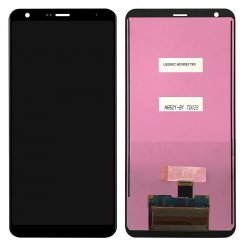 LG Q Stylo 4 LCD with Digitizer Assembly Black Ori