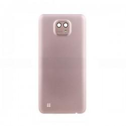 LG X cam K580 Battery Door Pink Ori