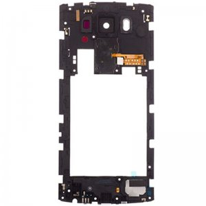 LG V10 Middle Frame With Small Parts Blue Ori