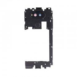 LG V20 Back Frame With Small Parts Black Original