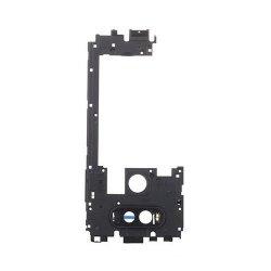 LG V20 Back Frame Without Small Parts Black Original