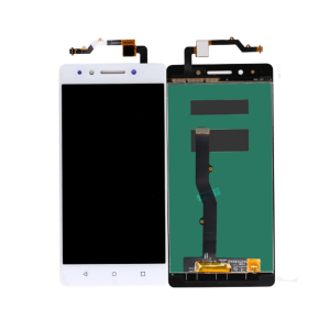 Lenovo K8 Note LCD Screen White OEM