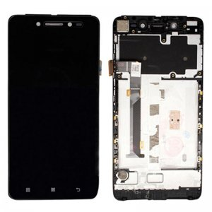 Lenovo S90 LCD Screen With Frame Black Ori