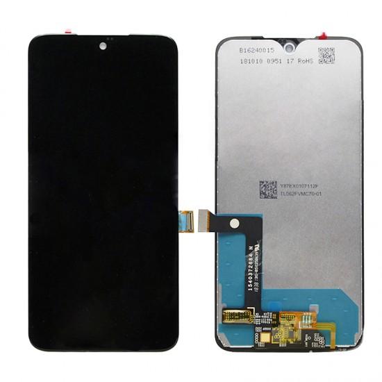 Motorola Moto G7 Plus LCD Screen Replacement Black Ori
