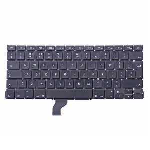 "Macbook Pro Retina 13"" A1502  Mid 2013-Early 2015 Keyboard with Backlight UK Laylout"