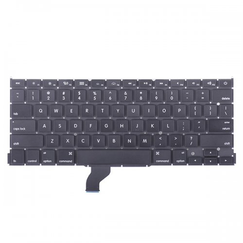 """Macbook Pro Retina 13"""" A1502 Mid 2013-Early 2015 Keyboard with Backlight US Laylout"""