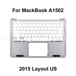 Top Case for Macbook Retina Pro A1502 Layout US  2015