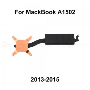 Heatsink Thermal Cooler Assemble for Macbook Pro A1502 2013-2015
