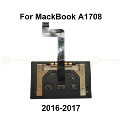 "For Macbook 2016 New Pro 13"" A1708 Trackpad with Flex Cable (2016-2017) Gray"