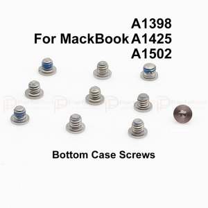 A1398 A1425 A1502 Bottom Case Screws