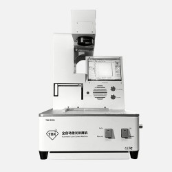 Built-in Computer Laser Back Glass Removal Marking Machine #TBK