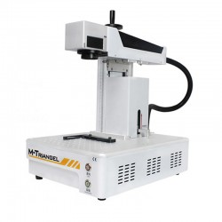 2019 New Laser Machine M-Triangel Laser Back Glass Removal Machine for iPhone X XS XS Max 8 8Plus Back Glass Removing