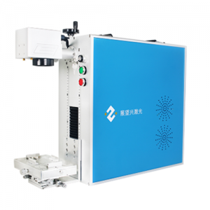 For iPhone 8 to iPhone XS Max Back Glass Removal Laser Machine Fiber Laser Marking Machine